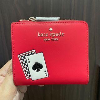 Kate Spade Lzip Bifold wallet