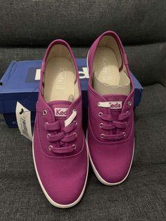Keds Seasonal Solid Pink Sneakers