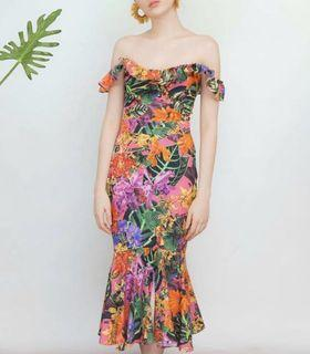 Like New Style Staple Cancun Dress XS