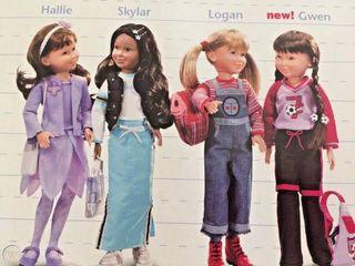 LOOKING FOR - Hopscotch Hill dolls