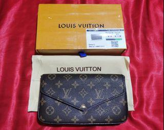 LV Felicie (Top G - Genuine Leather)