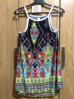 Moa Collection Printed Top
