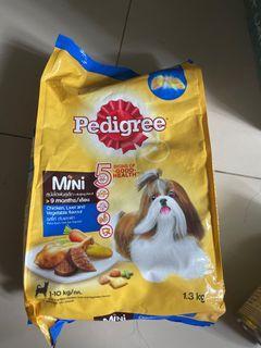 Pedigree dog dry food