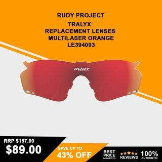 Rudy Project Tralyx Spare Lenses Multilaser Orange