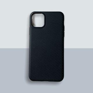 Spigen Liquid Air iPhone 11 Pro Max Case - Matte Black