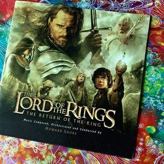 The Lord of the Rings CD: The Return of the King