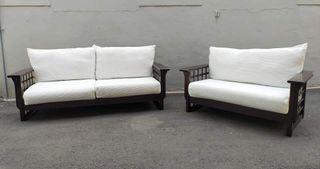 【健利傢俱行】3+2日式沙發組 可拆售 日式雙人沙發 日式三人沙發 雙人沙發 二人沙發 三人沙發 3人沙發 二手沙發組