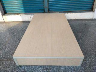 【健利傢俱行】加大單人床架 6分板 近全新 3.5尺 6分單人床架 6分一人床架 單人床架 加大一人床架 二手單人床架