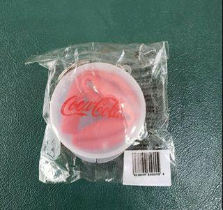 [包郵] 全新 Coca Cola 可口可樂環保矽膠飲管