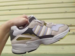 正品 adidas OriginalsYUNG-96 復古 老爹鞋 運動鞋 DB3565
