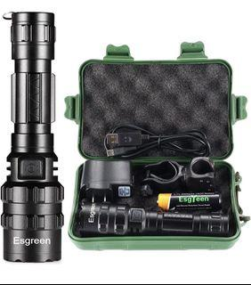Brand new Rechargeable Tactical Flashlight