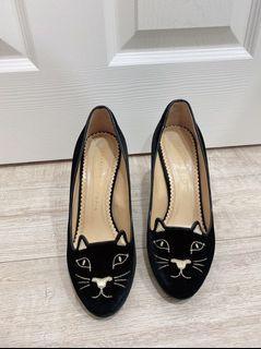 Charlotte Olympia 貓咪跟鞋