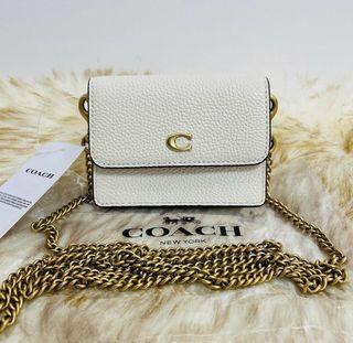 Coach wallet on chain