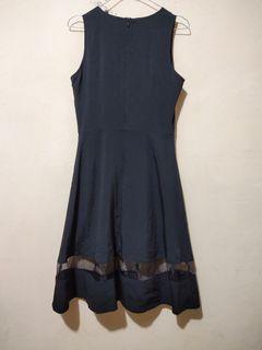 Dress Hitam FYN Size S