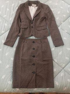 H&m coordinate suit