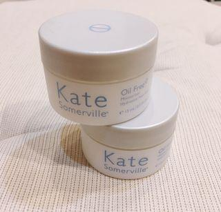 Kate Somerville oil free無油保濕乳液 乳霜 hydratant non gras 15ml