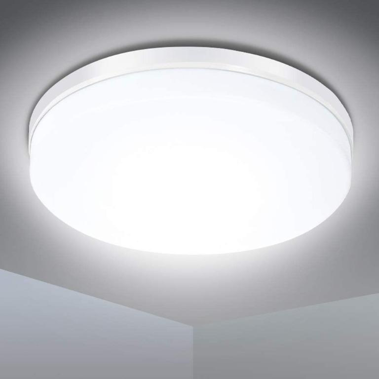 Led Ceiling Lights Bathroom Solmore, Unique Bathroom Ceiling Lights