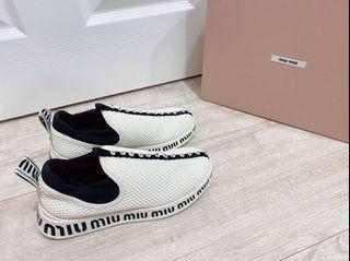 MIU MIU休閒鞋