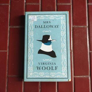 Mrs Dalloway - Virginia Wolf - 2nd Hand