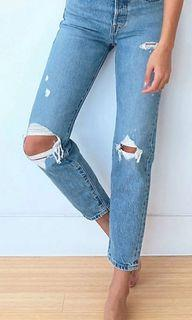 New Levi's Premium jeans