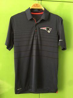 Nike navy NFL Sport shirt
