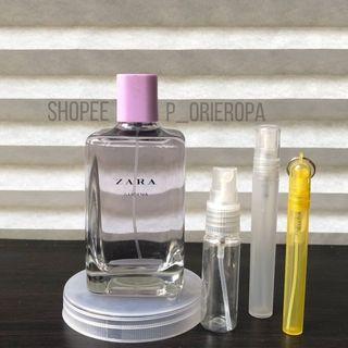 parfum ZARA GARDENIA 10ml sample parfum decant parfum vial parfum ori parfum wanita tahan lama murah