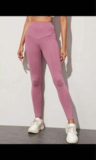 Shein Pink Sports Legging M