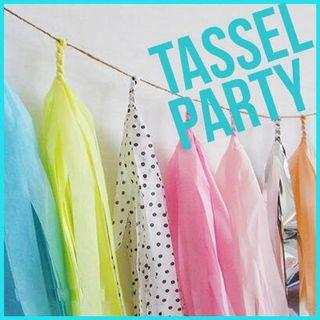 Tassel Happy Birthday Wedding Garland Decoration Party Needs