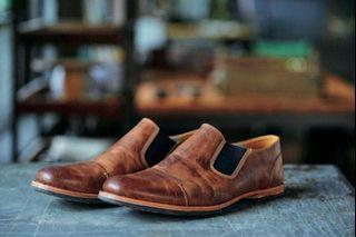 Timberland Wodehouse 男皮鞋 (贈防塵袋)