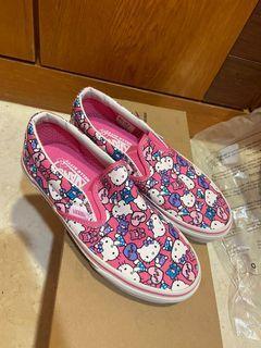 Vans Hello Kitty 經典款size22