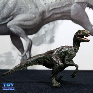 Velociraptor Papo Genuine Jurassic Park Dinosaur