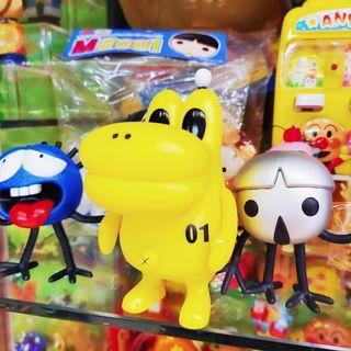 13公分 2005年 豆腐人 devilrobots kiiro 01 絕版 限定 公仔 擺飾 設計師公仔