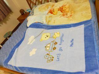 嬰幼兒毛被毯