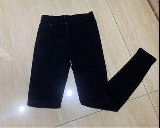 韓國購入窄管褲