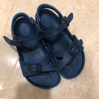男童勃肯涼鞋  18.5cm