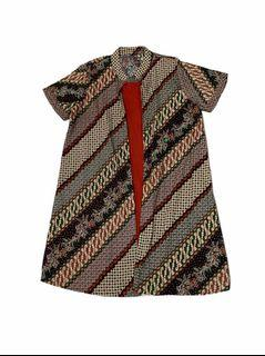 🔥 Batik Dress Top Kondangan