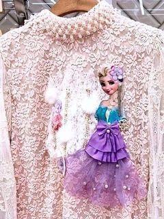 【放上 Elsa 壓壓驚內】