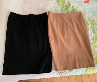 意大利製造鉛筆裙 made in Italy pencil skirts