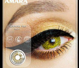 Colour contact Lenses - variety