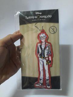 Disney Twisted Wonderland Trevor Acrylic Keychain