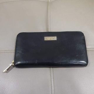 DKNY Long Zipper Wallet