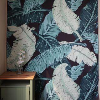 "EUC🌿 Banana Leaf Tapestry 60""x80"" (Twin)"