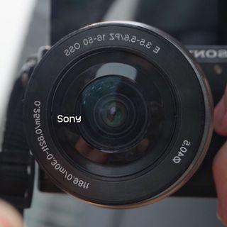EUC🌿 SONY SELP1650 16-50mm Power Zoom Lens
