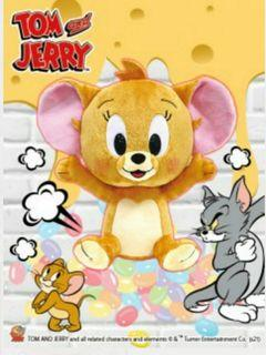 🎁Free Gift🎀[Limited Availability] 🇯🇵 Tom & Jerry 😻 Big Plushy Jerry