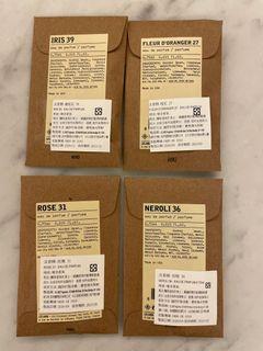 Le Labo 針管香水(0.75ml) - 玫瑰Rose 31