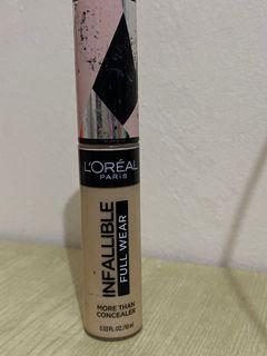 LOREAL infalable concealer