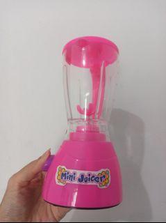 Mainan Anak Perempuan Mini Juicer/Blender Mainan Masakan Murah