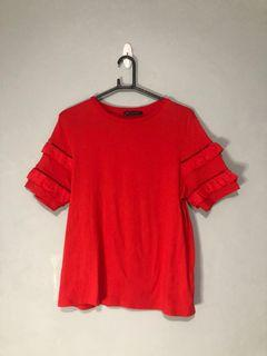 M&M collection red top