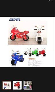 Motor balap anak
