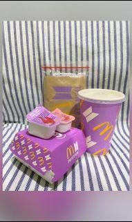 Packaging BTS Meal
